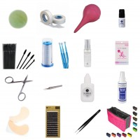 Eyelash Extension starter training kit