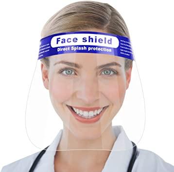face shield visor virus mask canada